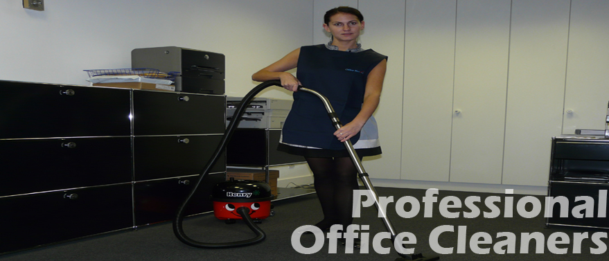 Professional Office Cleaners London